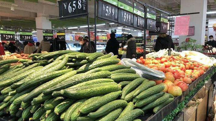 武汉超市物资供应恢复正常