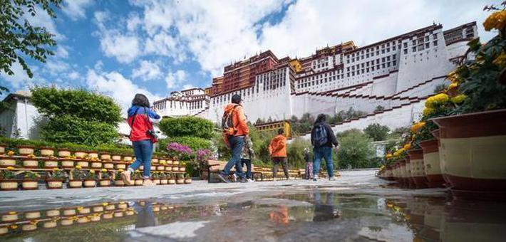 西藏布达拉宫恢复对外开放