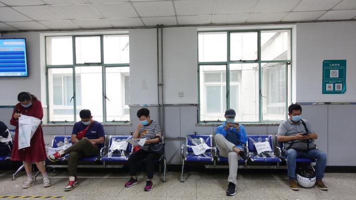 北京医院控制社交距离