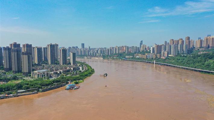 长江发生2020年第4号洪水