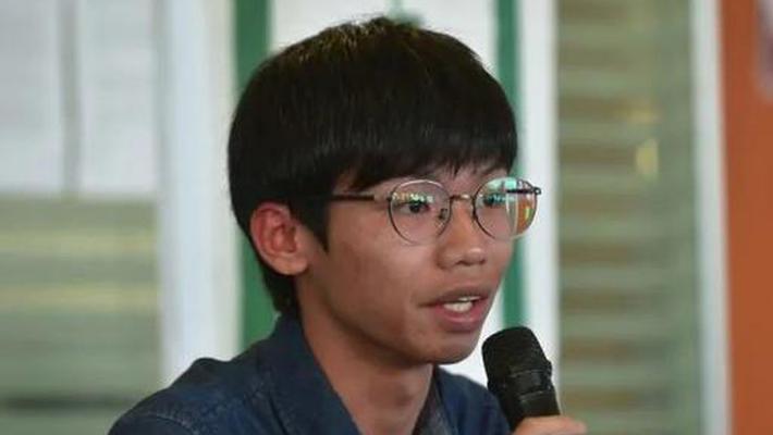 """""""港独""""组织召集人钟翰林被捕"""