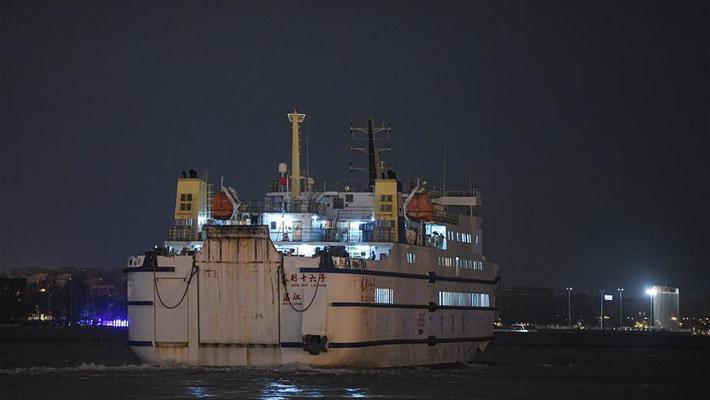 琼州海峡部分恢复通航