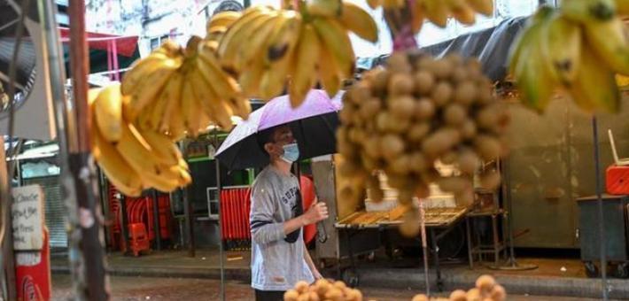 马来西亚单日新增新冠病例数创新高