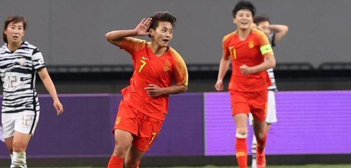 """女足用""""韩国的方式""""绝杀韩国队"""