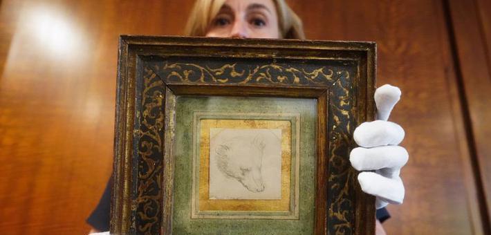 达·芬奇画作估价或创下新纪录