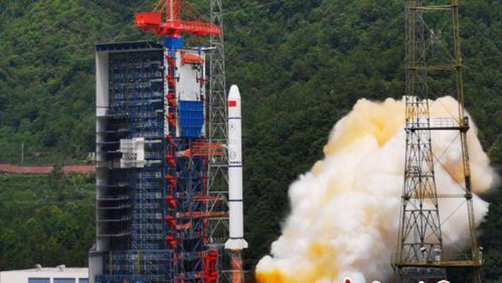 中国成功发射遥感三十号09组卫星