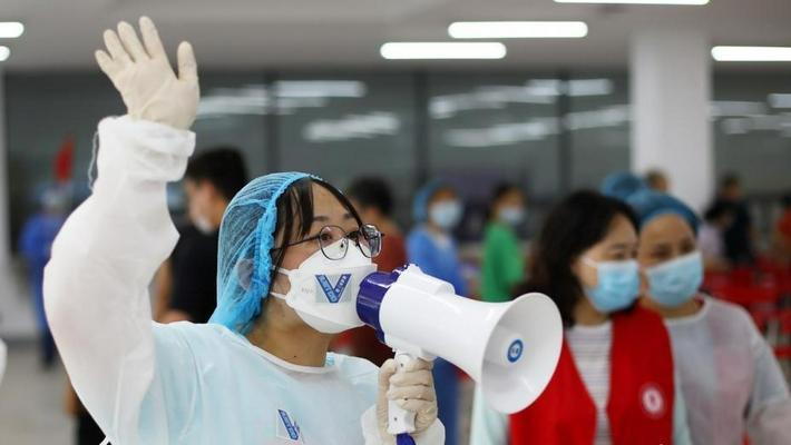南京开展全员三次核酸检测