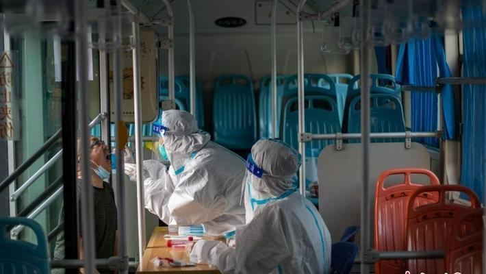 南京第三轮全员核酸检测补检工作