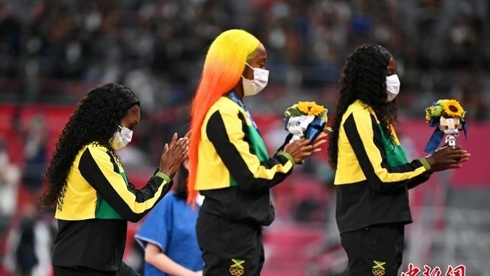 奥运画刊:奥运会出圈发型指南