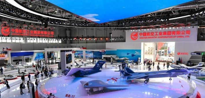 探营第十三届中国航展