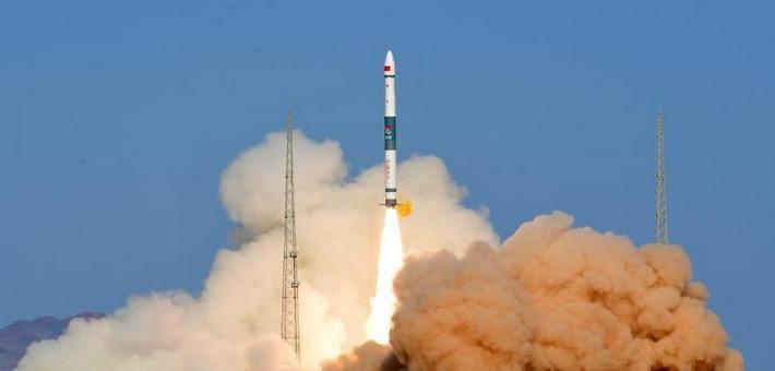 中国成功发射吉林一号高分02F卫星