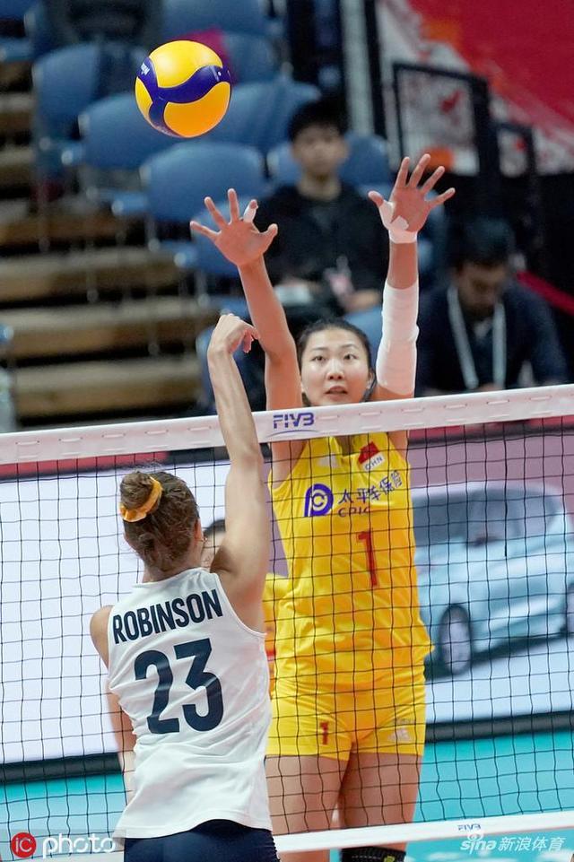 2019女排世界杯 中国 3-0 美国_直播间_手机新浪网