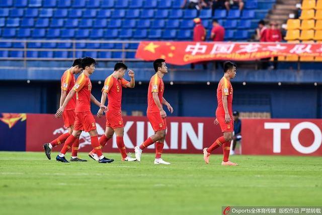 U23亚洲杯小组赛 中国 0-1 伊朗_直播间_手机新浪网