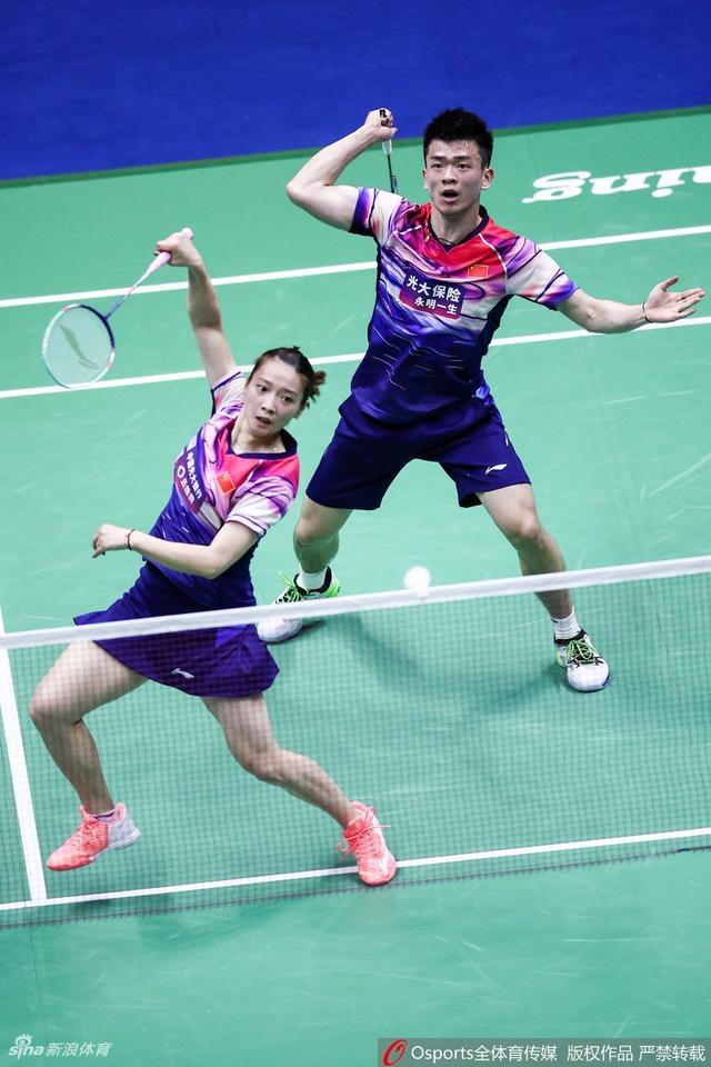 羽球苏迪曼杯小组赛 中国 5-0 马来西亚_直播间_手机新浪网