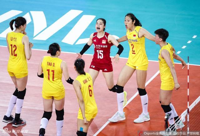 世界女排联赛江门站 中国 3-0土耳其_直播间_手机新浪网