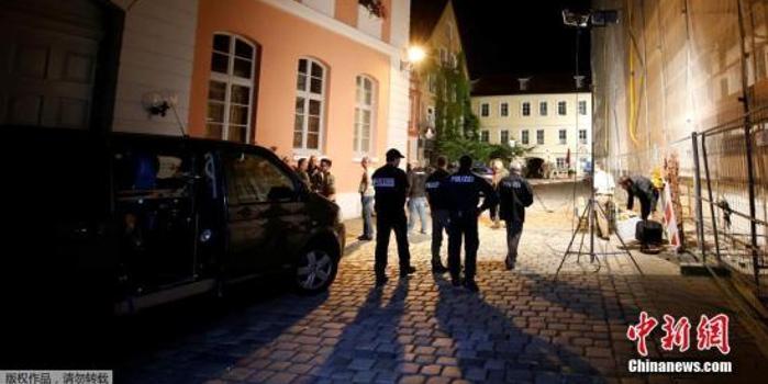 德国离奇十字弓命案