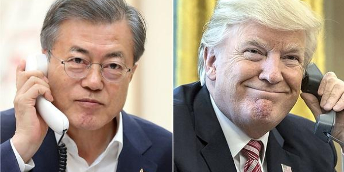 泄密韓美領導人通話內容 韓駐美使館參贊被炒魷魚