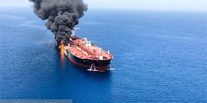 美海軍第五艦隊救援遭襲油輪 卻對幕后黑手含糊其辭