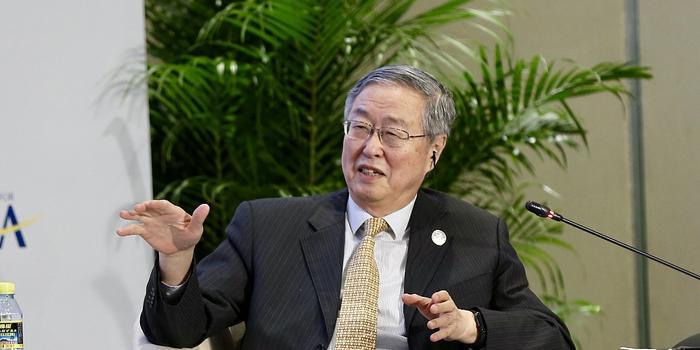 周小川:中國要鼓勵出口多元化發展