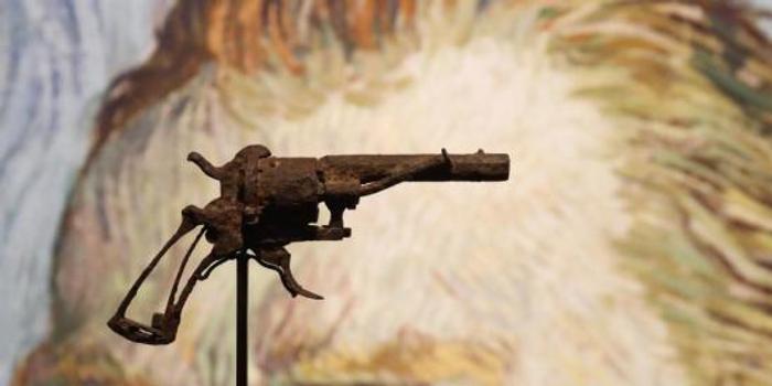 疑似梵高自殺所用手槍逾16萬歐元落槌 超估價3倍