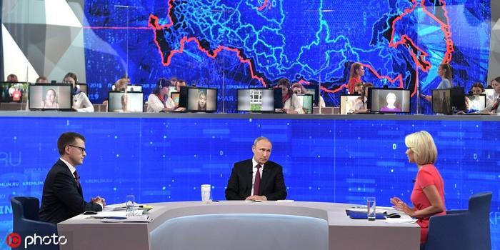 普京:中國在克里米亞干了啥?加稅制裁本質都一樣