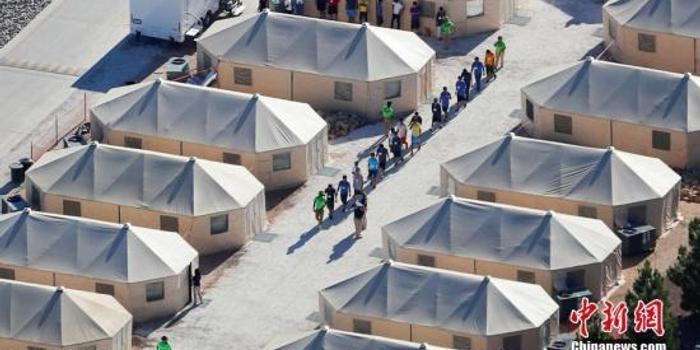 美邊境兒童安置丑聞發酵 移民管理部門傳人事變動