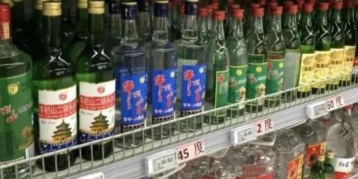 京城光瓶酒市場鏖戰正酣 高性價比受青睞