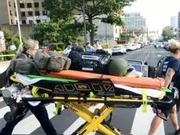美国费城枪击案致6名差人受伤 枪手射击远30分钟