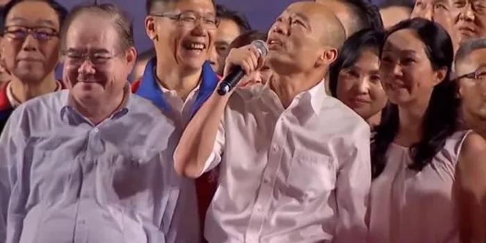 """韓國瑜:你們中秋節問問嫦娥 支持""""臺獨""""嗎?"""