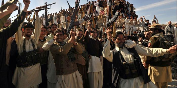 塔利班说被关押人员获释是阿富汗内部谈判先决条件