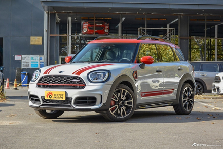2021款JCW COUNTRYMAN ALL-IN