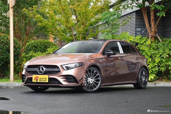 2020款奔驰A级AMG(进口) 改款 35 4MATIC