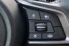 方向盘功能,2020款斯巴鲁傲虎AWD亮相