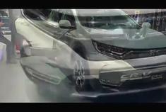 本田CR-V混动版到货,外观及内饰