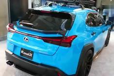 雷克萨斯旗下最便宜的SUV,竞争奥迪Q3有戏吗?