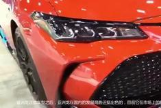 丰田最有实力的B级车,车长4米9,比雅阁有实力,不火都不行