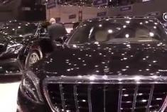 领略中外土豪眼中的大玩具奔驰迈巴赫S600