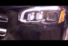 2020款梅赛德斯·奔驰GLS450-外观和内饰鉴赏