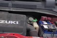 李老鼠讲解铃木雨燕的发动机和变速箱,汽修工最爱的三大件