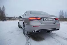 2021款奔驰E级高清展示,颜值不输奔驰S级,买不买宝马5系自己定