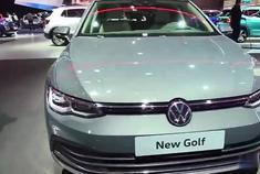 2020大众高尔夫生活1.5TSI-外观和内饰绕车介绍