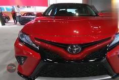 2020款丰田凯美瑞XSE版登场,外观内