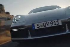 2021款保时捷911TurboS,你会喜欢