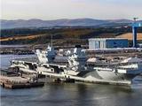 英国海军新航母又出情况 还叫嚣到南海炫耀武力