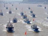 """中国渔民真霸气,竟能让美国海军说出这八个字,不愧""""海上民兵"""""""
