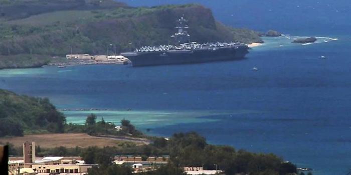 美国海军累计40艘军舰出现新冠肺炎确诊病例