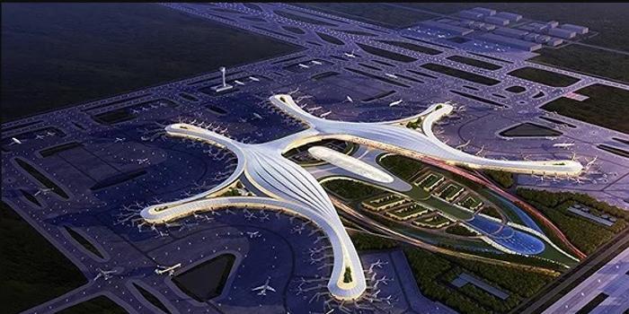 中國機場建設令人驚嘆 美媒:或將成最大航空市場