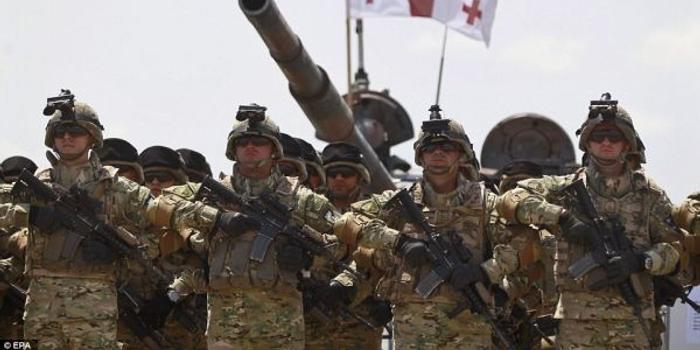 棄用蘇制武器?格魯吉亞軍隊將換美式裝備
