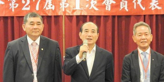"""王金平抨擊蔡英文:沒有""""九二共識""""對臺灣絕對不利"""