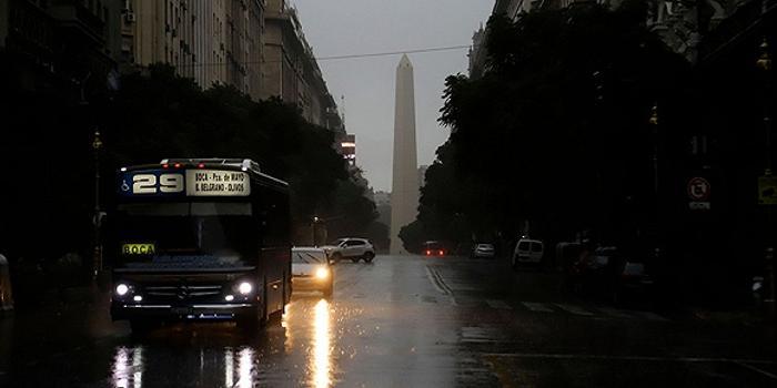 全國大停電的周末怎么過?阿根廷人經歷了這樣一天